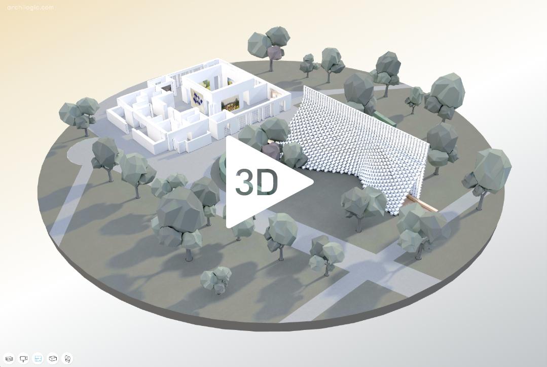 interactive serpentine pavilion